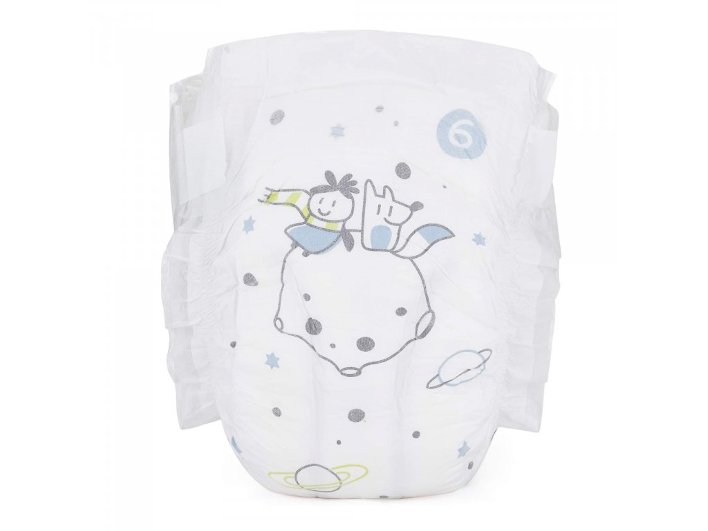 Baby Charm Super Dry Flex vel.6 XL