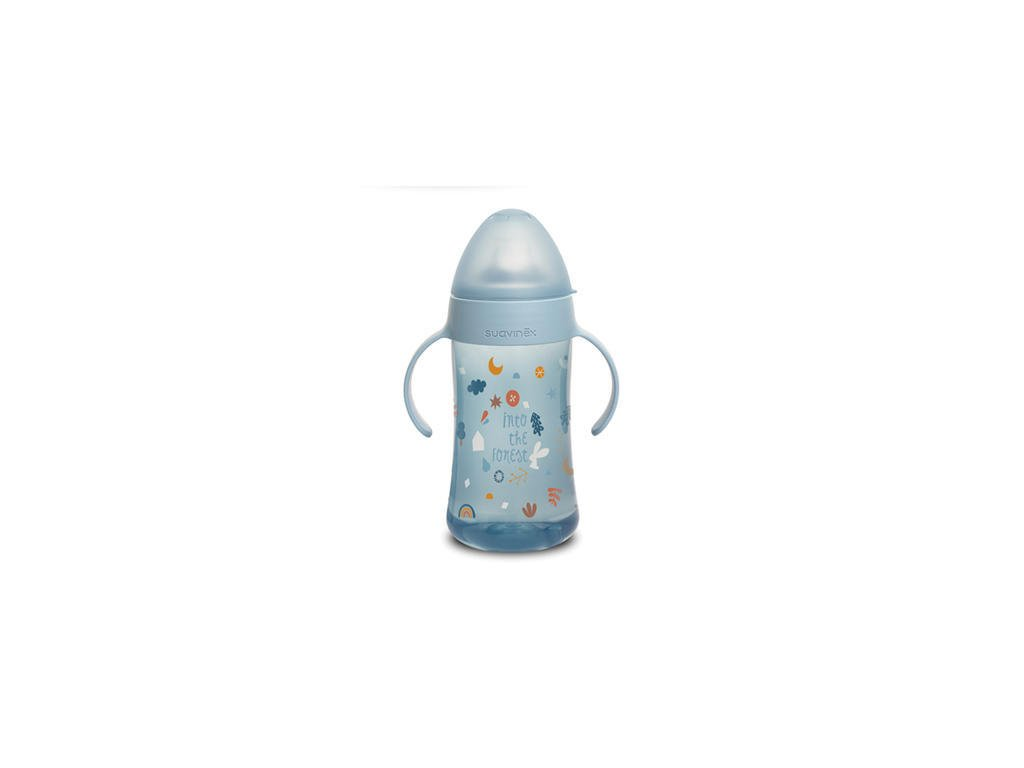 druhá flaša 270 modrá