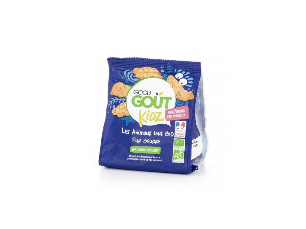 1238 good gout bio maslova zviratka 120 g