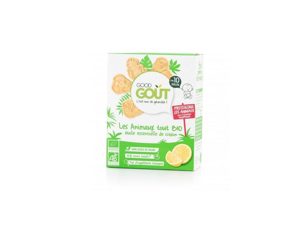 1259 good gout bio citronova zviratka 80 g