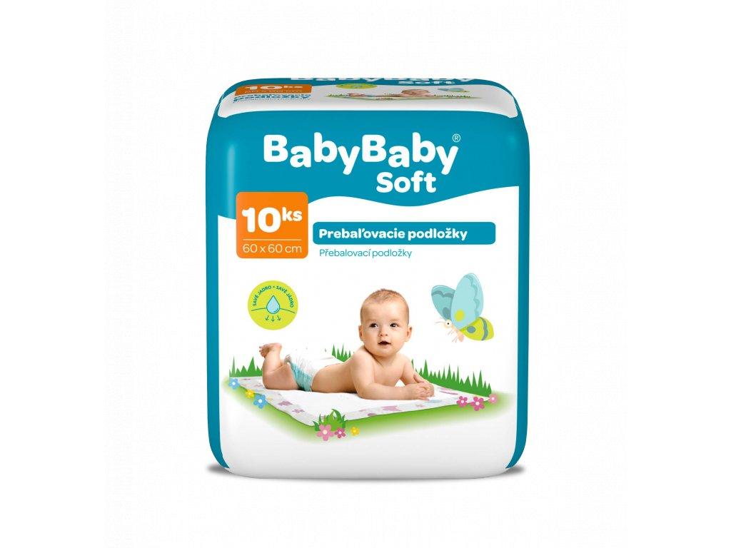 BABY BABY SOFT PODLOžKY