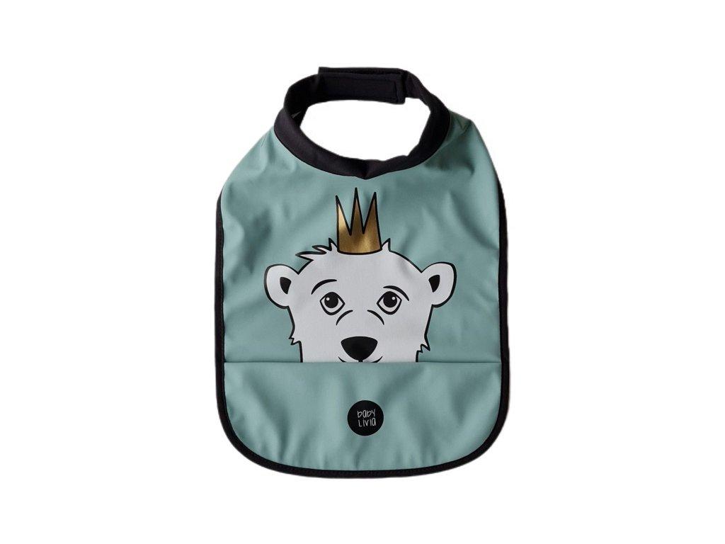 lolla kids baby livia babete polar bear blue. 1536x1536