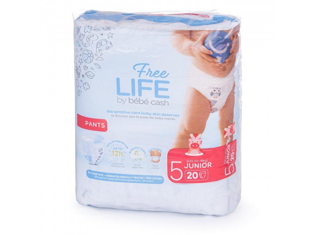 1271 free life 5 junior 20 01