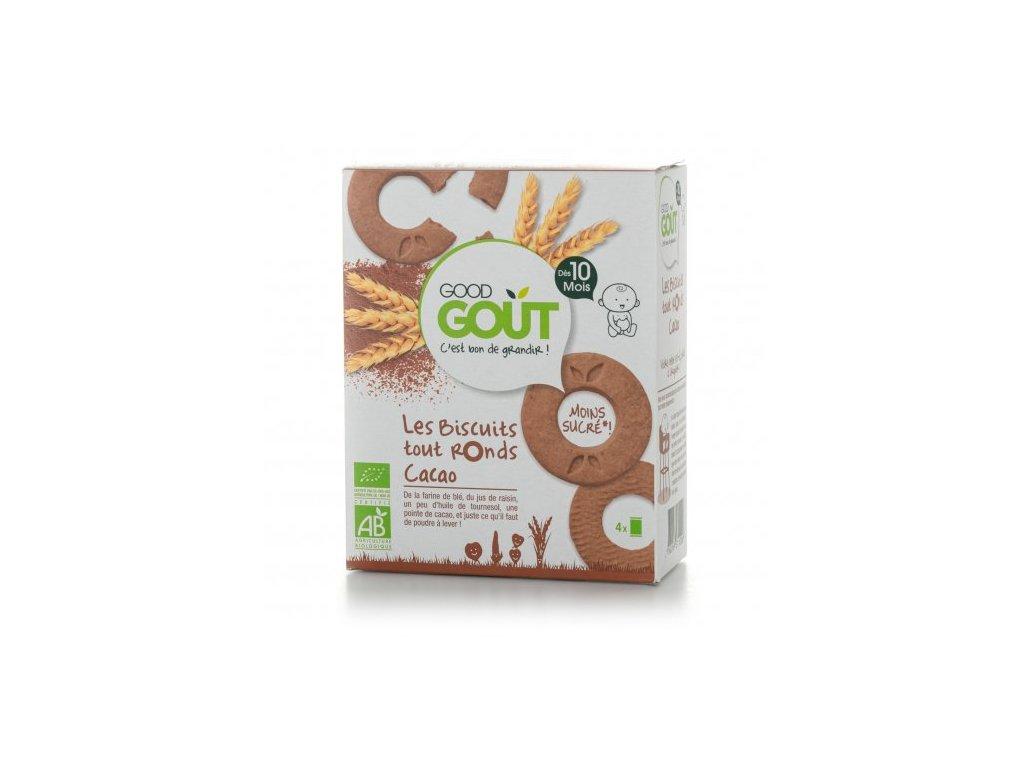 698 good gout bio kakaova kolecka 80 g