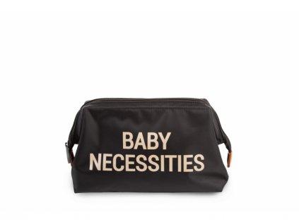 black gold baby necessities