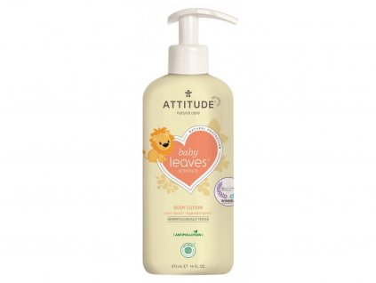 864 attitude lotion pear 473