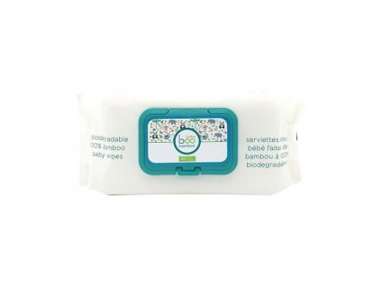 10023 BBB BiodegradableBabyWipes80PK