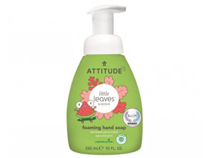 detske penive mydlo na ruce attitude little leaves s vuni melounu a kokosu 295 ml 1465418120201005120741