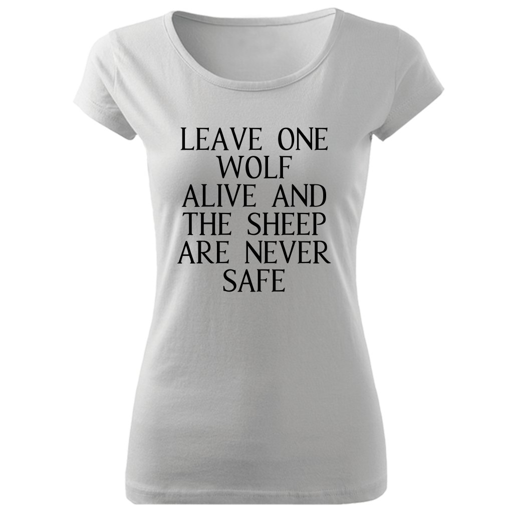 Dámské tričko GoT bílé
