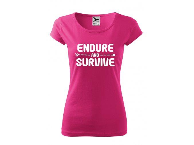 lou endure and survive bílé D