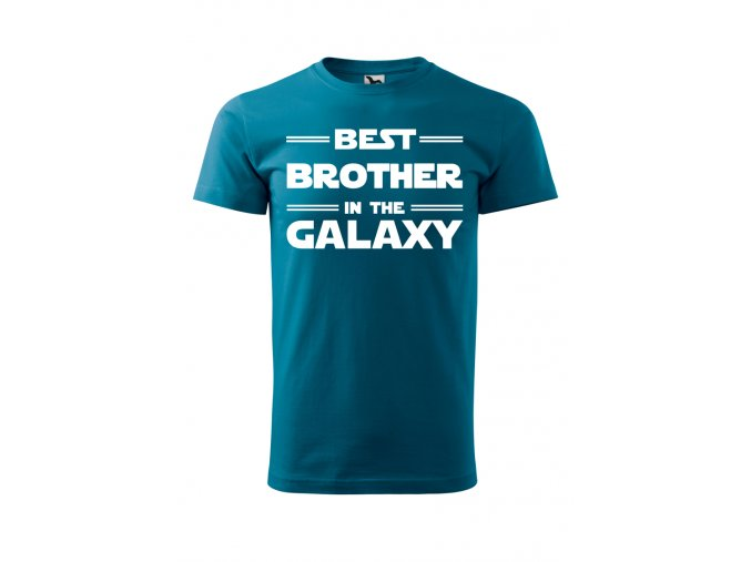 best brother in the galaxy bílé P