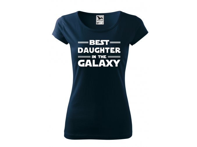 best daughter in the galaxy bílé D