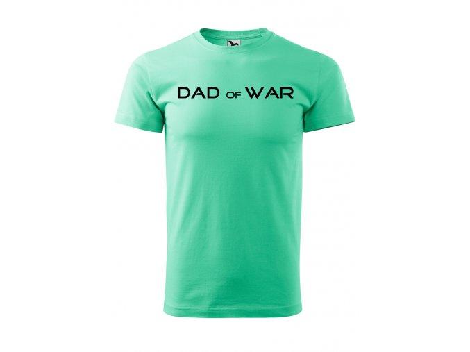 Dad of War černé P