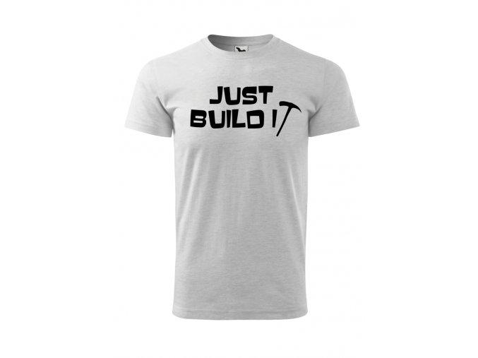 FOR Just build it černé P