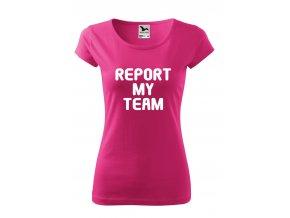 LOL Report my team bílé D