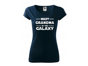 best grandma in the galaxy bílé D