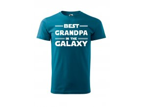 best grandpa in the galaxy bílé P