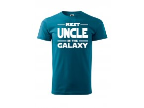 best uncle in the galaxy bílé P