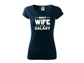 best wife in the galaxy bílé D