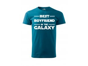 best boyfriend in the galaxy bílé P