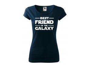 best friend in the galaxy bílé D