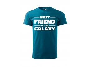 best friend in the galaxy bílé P
