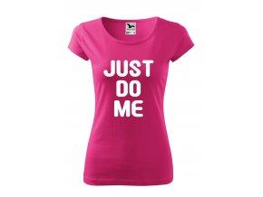 Just do me bílé D