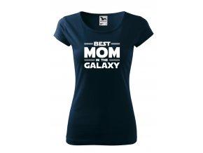 best mom in the galaxy bílé D