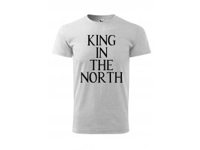 GOT king in the north černé P