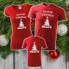 Vánoční trička - motiv Vánoční stromeček