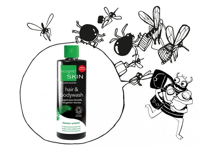 Repelentní šampon