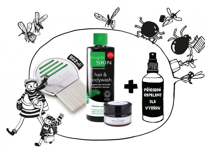 KPZ na ochranu proti hmyzu