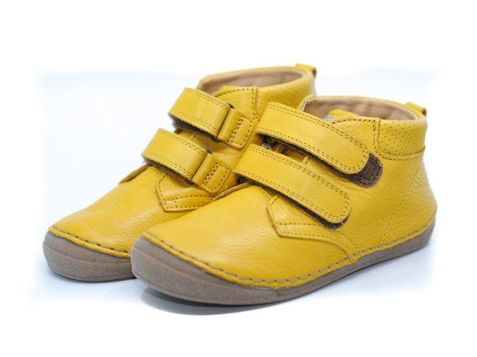 Froddo Flexible suchy zips Yellow