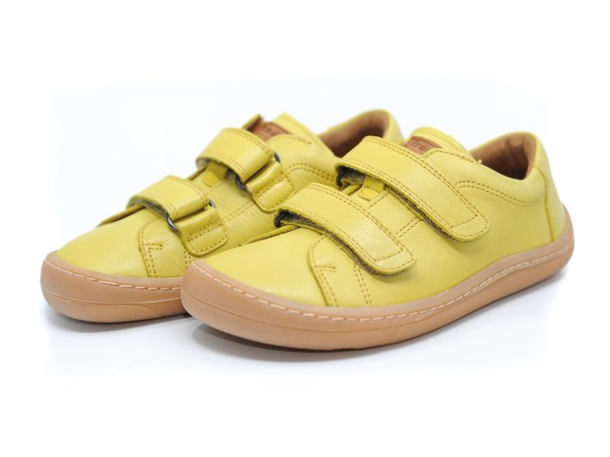 Froddo Barefoot topánky Yellow