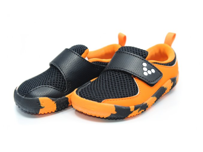 Vivobarefoot Primus Kids K Tiger Orange