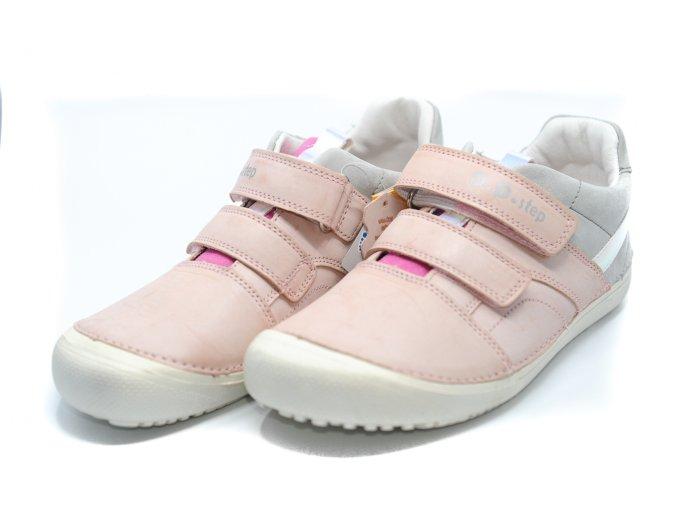 D.D.STEP tenisky baby pink 063-293CL