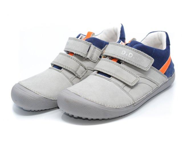 D.D.STEP tenisky Grey 063-293C
