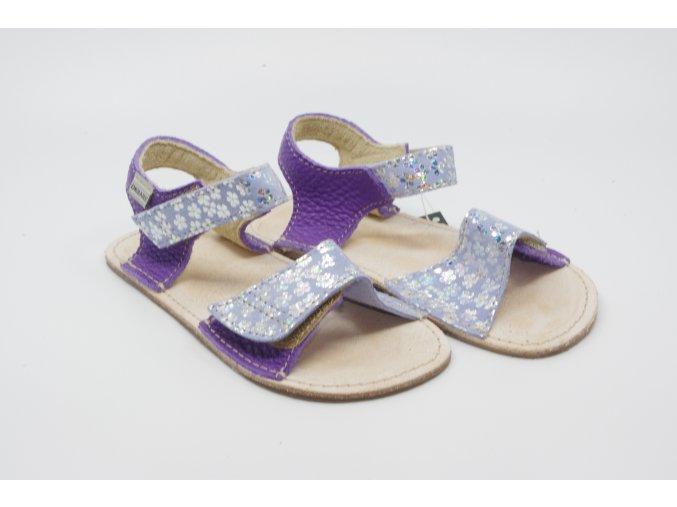OK BARE sandálky MIRRISA Purple