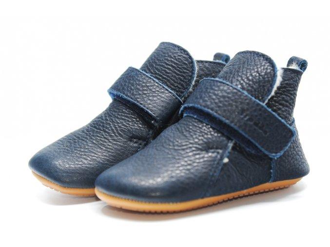 Froddo prewalkers zimné čižmičky dark blue