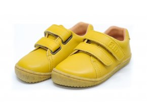 Filii SoftWALK velcro bio leather lemon