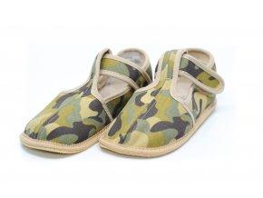BEDA Papuče Army