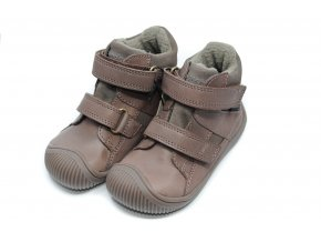 Bundgaard Walk Velcro Tex Caramel Mud