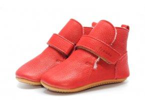 Froddo prewalkers zimné čižmičky red