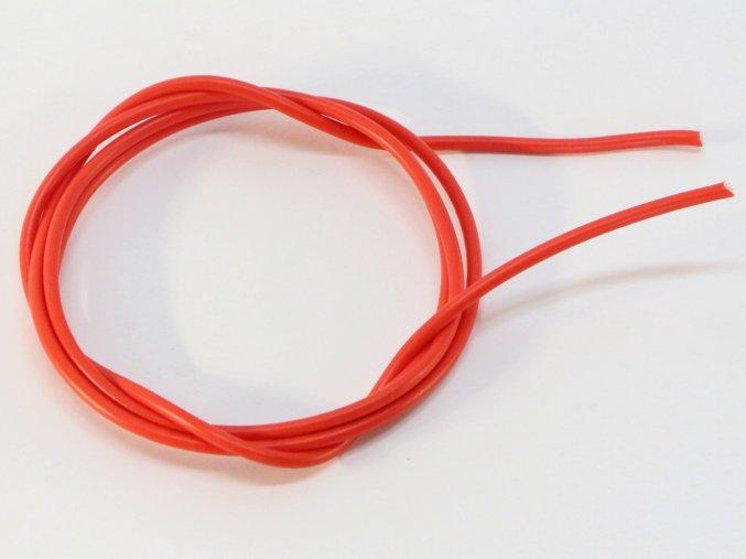 Vodič červený 2.5mm