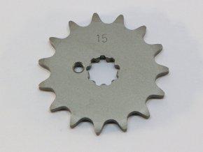 Řetězové kolečko 15 zubů Korádo Puch