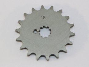 Řetězové kolečko 18 zubů Korádo Puch