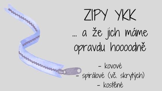 YKK zipy