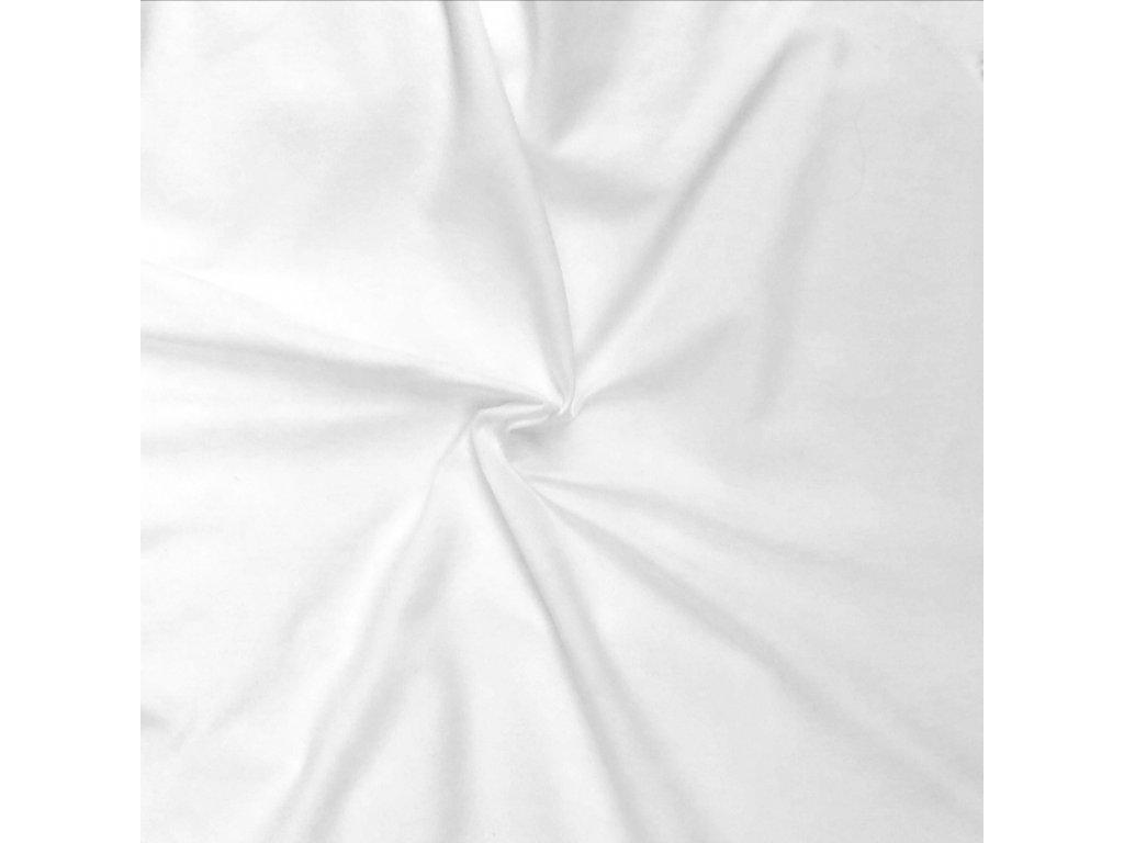 úplet jednolíc bílý