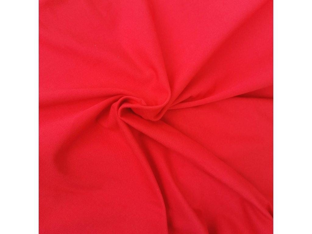 úplet jednolíc červený