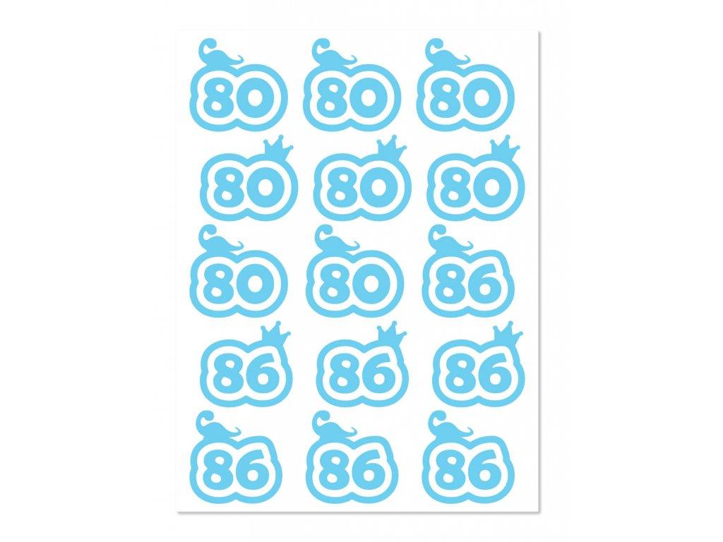 velikost 80 86